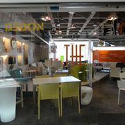 Diseño interior - Tiendas THE 1