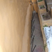 Estabilización de cimentación en vivienda unifamiliar mediante resinas