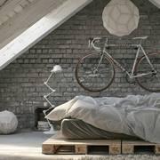 Dormitorio atravido