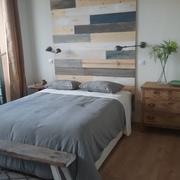 Dormitorio de un loft