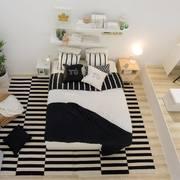 Dormitorio desde arriba