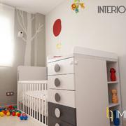 Dormitorio infantil en Valencia