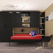 Dormitorio juvenil con Muebles JJP