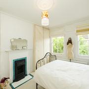 Dormitorio principal con luz natural