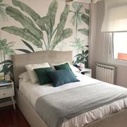 Dormitorio principal decorado