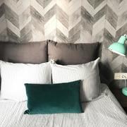 Dormitorio vintage en Bilbao