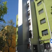 Rehabilitación total de edificio, Madrid