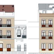 Edificio de viviendas en Benlliure