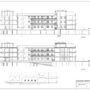 Edificio plurifamiliar de 23 viviendas y sótano de aparcamientos