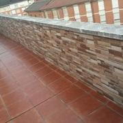 Rehabilitación de terraza realizada por SOS Cubiertas en Oviedo