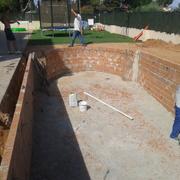 Encofrado de piscina en Castellón