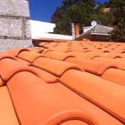Rehabilitación integral de tejado en vivienda