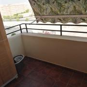 Acristalamiento medio balcón