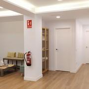 Entrada y sala de espera