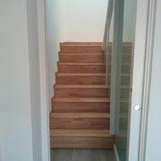 Escaleras de madera en Alcanar