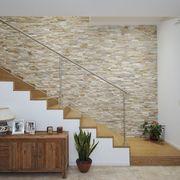 Escalera de piedra