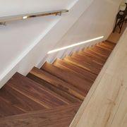Escaleras desde la planta primera