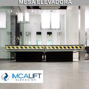 Escenario - Mesa elevadora - tijera hidráulica
