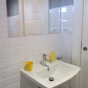 Reforma de baño: baño completo en un espacio reducido