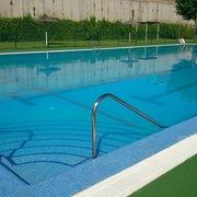 Estado final de la piscina