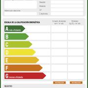 Distribuidores Otis - Certificados de eficiencia energética, Madrid