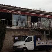 Distribuidores Deceuninck - Restaurante Casavieja - Peralejo - El Escorial  en Madrid