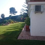 Sistema de CCTV y alarma en Villa
