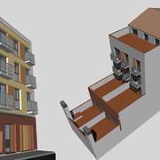 Edifici habitatges Salt