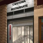 Cafeteria Restaurante en Santurtzi