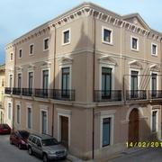 Restauración Fachada Ayuntamiento De Enguera, Siglo Xix.