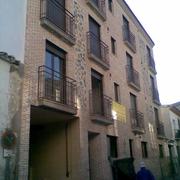 Fachada calle Villasante
