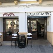 Fachada Casa Romero