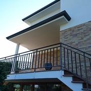 Rehabilitación de fachadas y ahorro energético de vivienda unifamiliar en Vigo