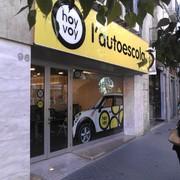 Autoescuela hoy-voy, Barcelona