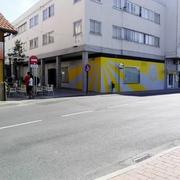 fachada lateral terminada