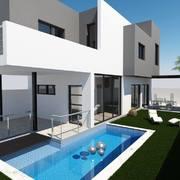 Proyecto aqua visado. . En breve comenzamos la construccion de esta preciosa vivienda
