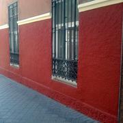 Fachada C/ Alejandro González, 10.Madrid.
