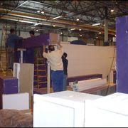 Distribuidores Santos - DIseño y Construcción de Stand Ferial en IFEMA