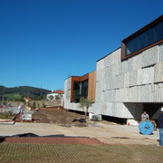 Fachada Principal- Casa Consistorial de Meruelo