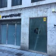 Limpieza de fachadas y eliminación de grafitis
