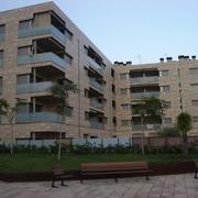 Distribuidores Weber - Fachada ventilada apartamentos Calella (Barcelona)