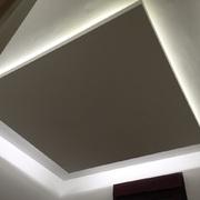 Falso Techo de pladur con luz indirecta de led