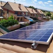 Instalación Paneles Solares (Cubas de la Sagra, Madrid)