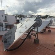 Distribuidores LG - Energía solar térmica