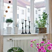 Guirnaldas ventana