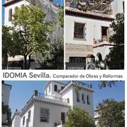 Rehabilitación de vivienda aislada. Sevilla
