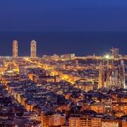Iluminación Barcelona