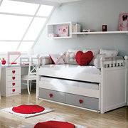 Imagen de Referencia como un cliente empieza con su proyecto Dormitorio Juvenil Trebol