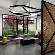 Imagen del proyecto de jardín japonés en clínica