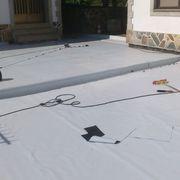 Impermeabilización De Terraza Con PVC
